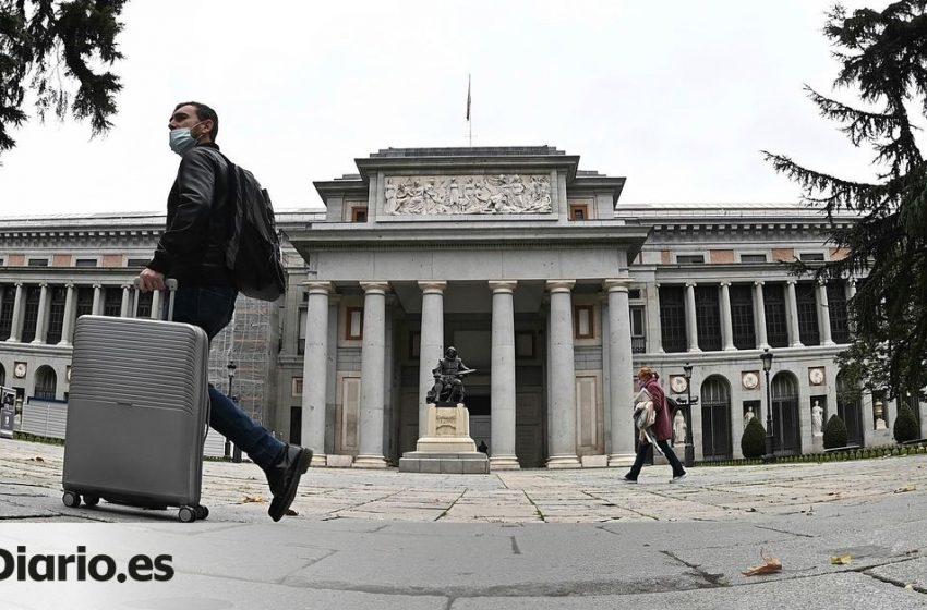 Madrid amplía las restricciones a la movilidad y anticipa un aumento de la incidencia tras las fiestas navideñas …