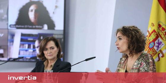 Montero avanza que el déficit público cerró 2020 en torno al 11,3% del PIB …