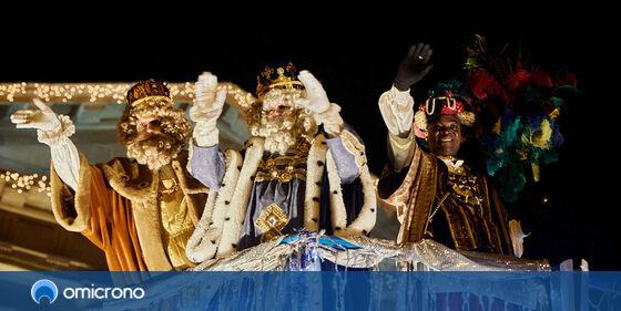 Cabalgata de #ReyesMagos en directo: @Omicrono nos trae las webs para ver en directo a sus majestades …