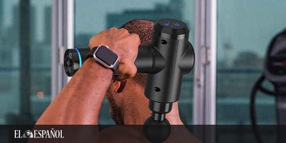 #Imprescindibles   Pistolas de masaje muscular, un nuevo imprescindible seas o no deportista …