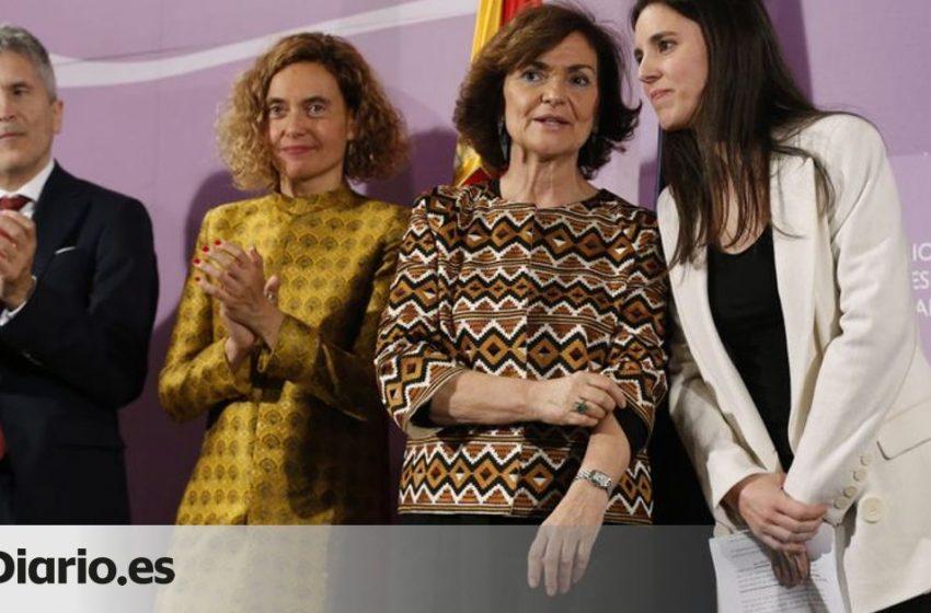 Igualdad confía en aprobar las leyes trans y LGTBI la primera quincena de febrero tras una primera reunión de Montero y …