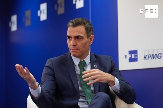 Pedro Sánchez, partidario de que los catalanes puedan elegir un Gobierno «cuanto antes». #ClavesFondosEuropeos   …