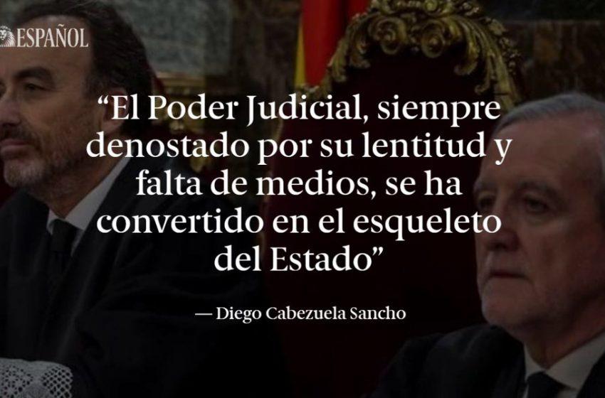 #LaTribuna | Siempre nos quedarán los jueces, por Diego Cabezuela Sancho  …