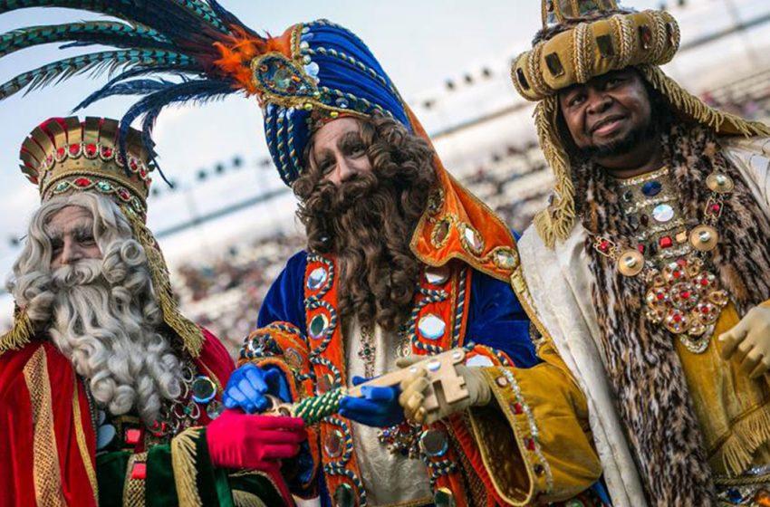 Recibimiento virtual y paseos reales, así verán los niños a los Reyes en Tenerife. Un artículo de @diariodeavisos  #Reye…