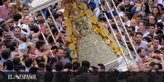 #COVID19 | La Covid obliga a suspender por segundo año la romería del Rocío, la más popular de España. Informa @Leon_Inm…