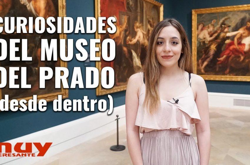 10 curiosidades sobre el Museo del Prado (desde dentro) · Ciencia con Lau