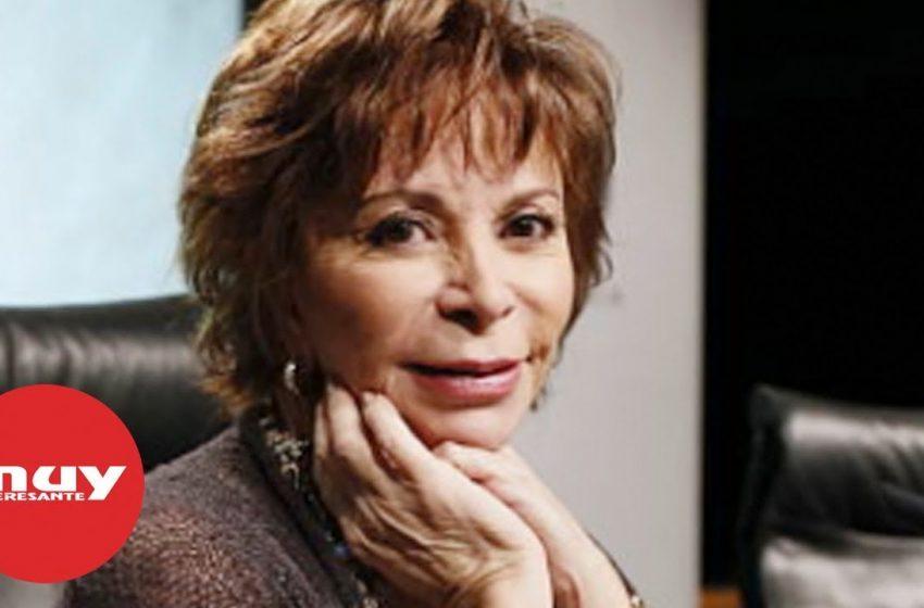 Isabel Allende, la autora viva más leída en lengua española