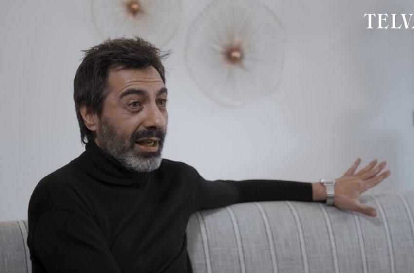 Lo inevitable del amor: Juan del Val sobre Nuria Roca