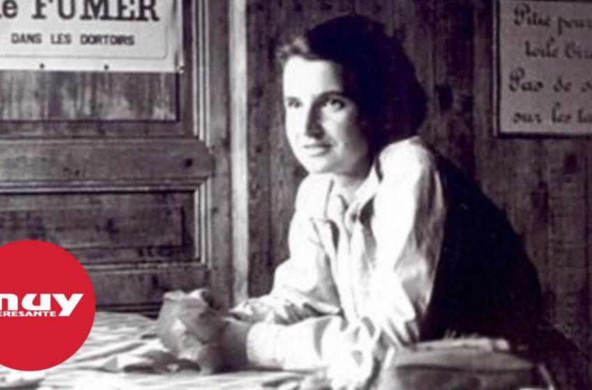 Los descubrimientos de Rosalind Franklin respecto al ADN
