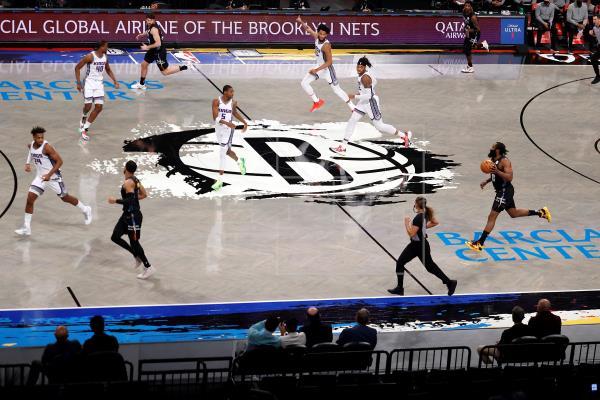 El escolta James Harden sigue imparable en su juego individual y aportó triple-doble que ayudó a los Nets de Brooklyn a …