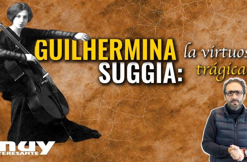 Guilhermina Suggia | Abrirse de piernas como acto de empoderamiento femenino
