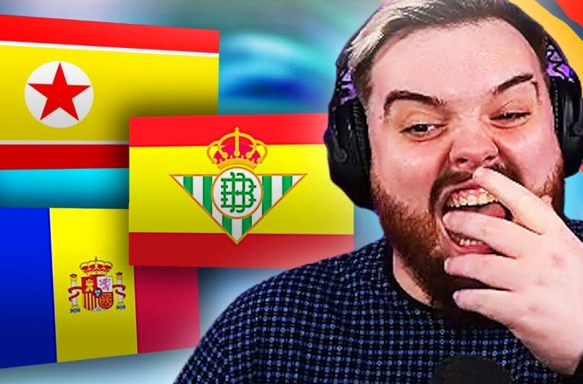 OS PIDO que hagáis una NUEVA BANDERA de ESPAÑA *Y PASA ESTO*
