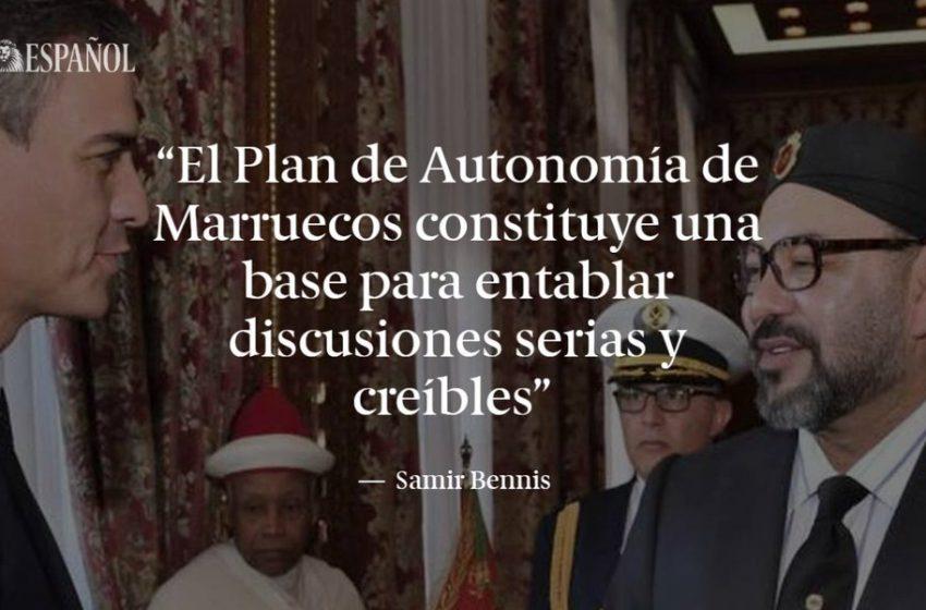 #Análisis   Ceuta, Melilla y el descontento de Marruecos con España en el Sáhara Occidental, por @SamirBennis   …