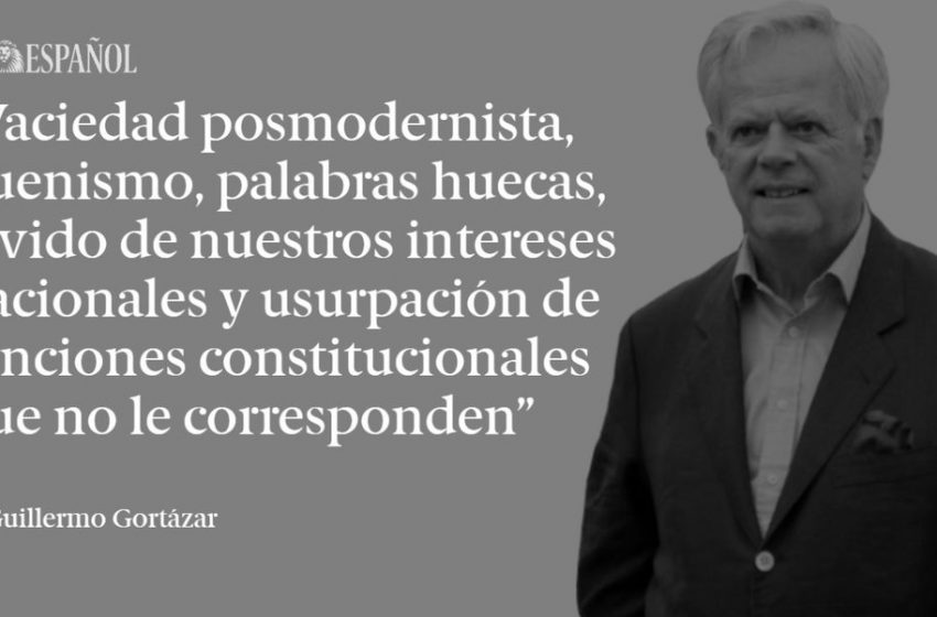 #ElCedazo   Posmodernismo en política exterior, por @guigortazar  …