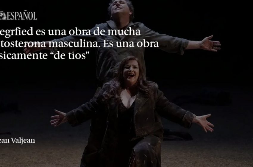 #LaTribuna | Das ist kein Mann! (¡No es un hombre!), por Jean Valjean  …