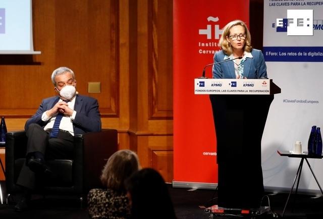 Calviño rechaza debatir sobre la propuesta de condonación de deuda a España    #ClavesFondosEuropeos …