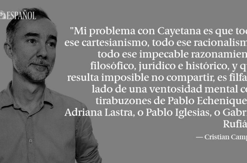 #ElPandemonium | Mi problema con Cayetana Álvarez de Toledo, por @crpandemonium  …