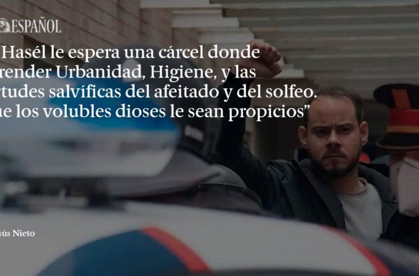 #Picalagartos | Hasél, terror asonante, por @pica_nieto  …