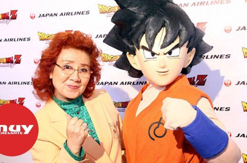 Goku, uno de los personajes más queridos del mundo del manga