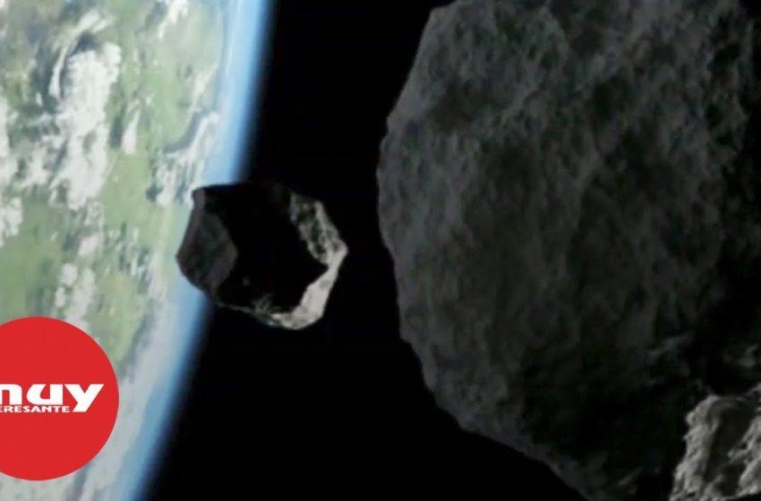 Un asteroide pasará entre la Tierra y la Luna en 2082