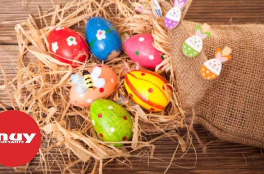 ¿Desde cuándo hay huevos de Pascua?
