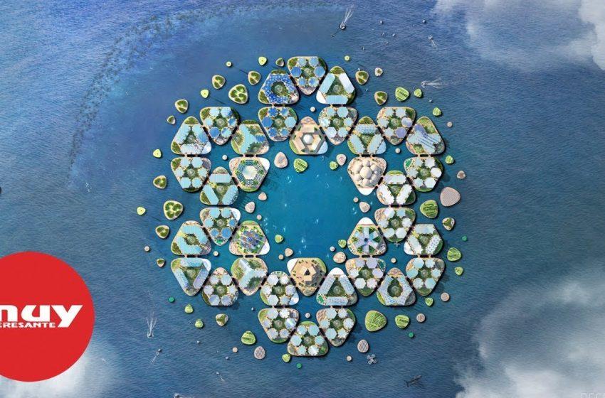 Oceanix City: la primera ciudad flotante