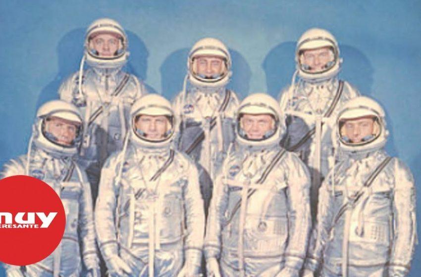 «Los siete magníficos»: los primeros astronautas estadounidenses