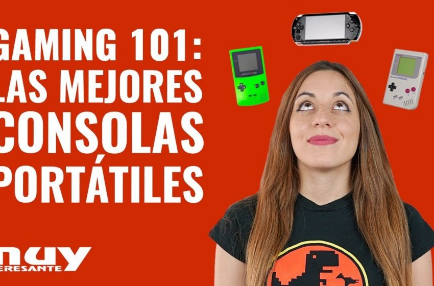 Las GENERACIONES de CONSOLAS VOL. 2: consolas portátiles | GAMING 101 · Ciencia con Lau