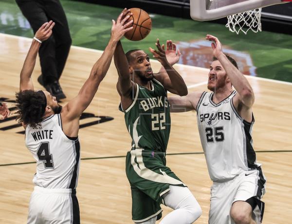 Hawks, verdugos de Lakers con lesión de James; Sixers y Bucks, dominantes. #NBA  …