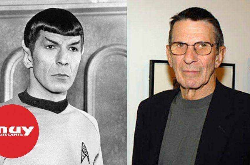Leonard Nimoy, el actor detrás del Sr. Spock