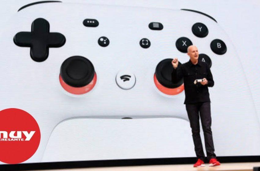 Google presenta Stadia, su nueva plataforma de juegos