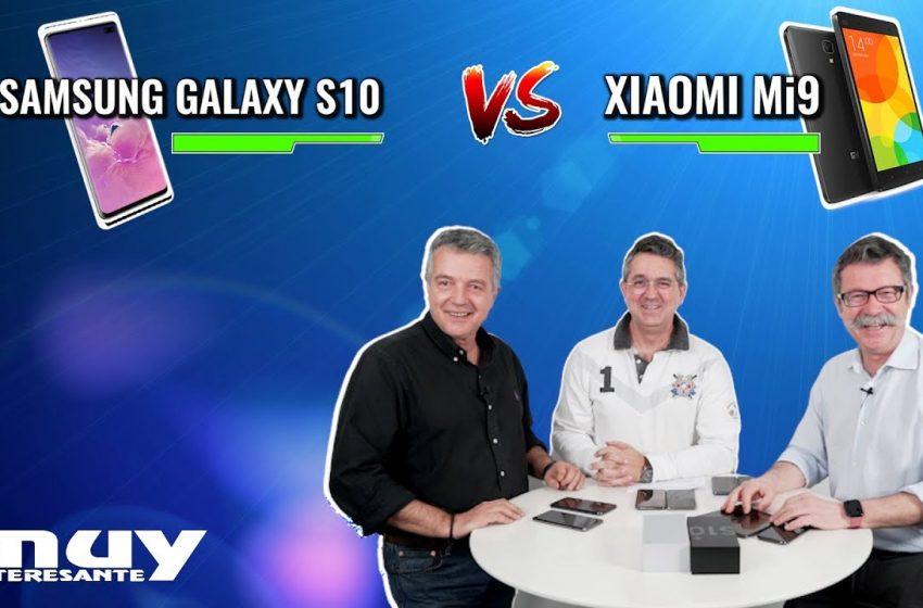 Samsung Galaxy S10 y Xiaomi Mi9 a exámen | El debate de nuestros expertos