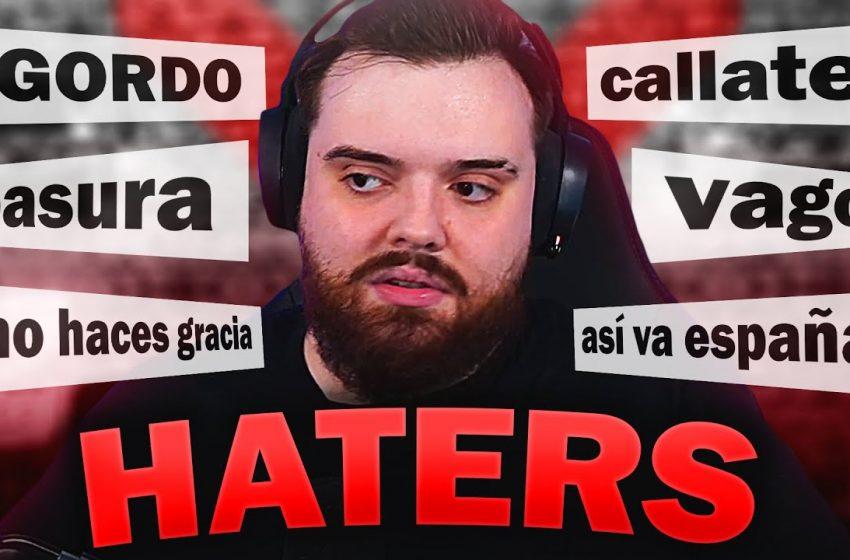 RESPONDIENDO A HATERS