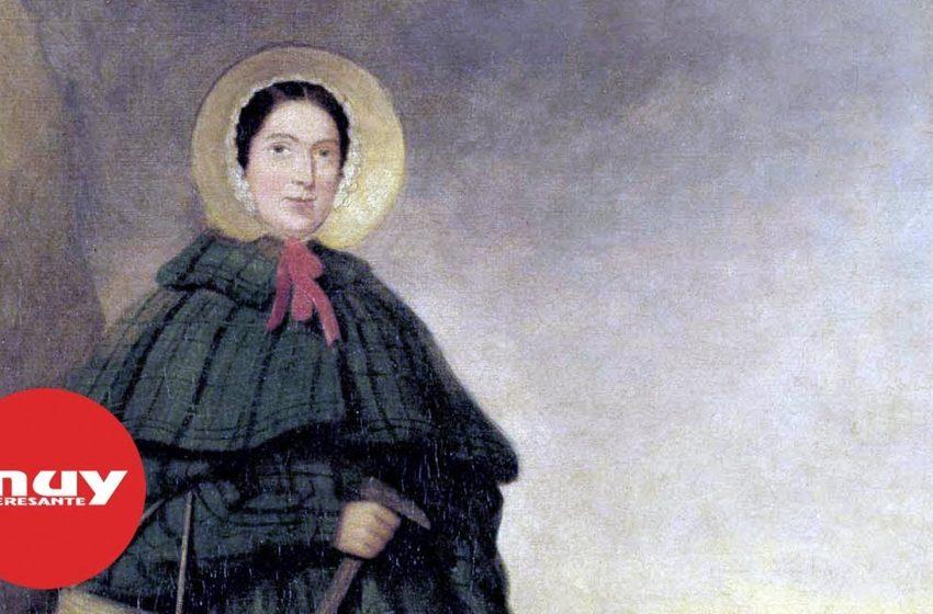 ¿Quién fue Mary Anning?