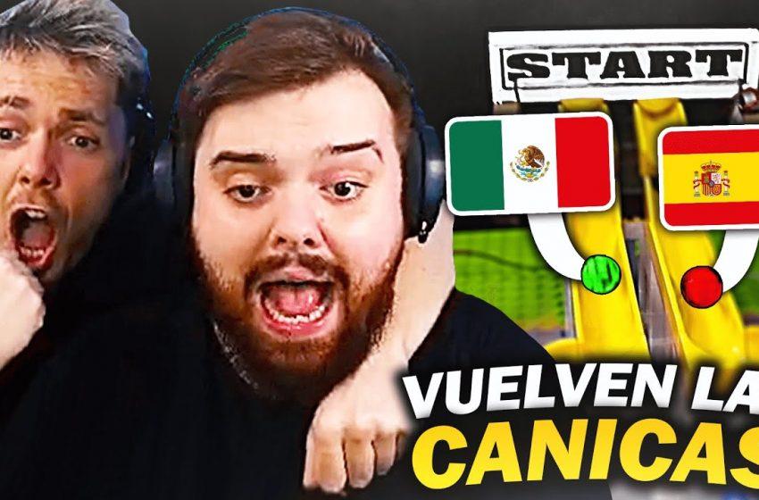CASTEANDO EL MUNDIAL DE CANICAS *ESPECTACULAR*