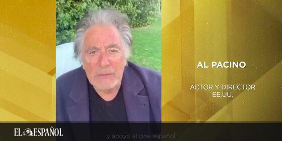 #Goya2021 | De Niro, Al Pacino… todas las estrellas que Banderas ha reclutado de Hollywood para sus Premios Goya …