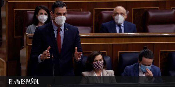 #SesiónDeControl   Pedro Sánchez acusa al PP de ser el «aperitivo del plato fuerte» que es Vox y Casado le culpa del par…