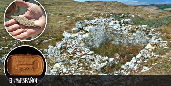 #Historia | Monte Bernorio, el yacimiento que une a las legiones romanas de Augusto y la Guerra Civil. Nos lo cuenta @da…