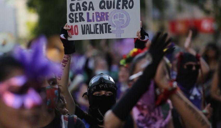 FOTOGALERÍA | «Vivas nos queremos»: las imágenes del #8M2021 en América Latina  …