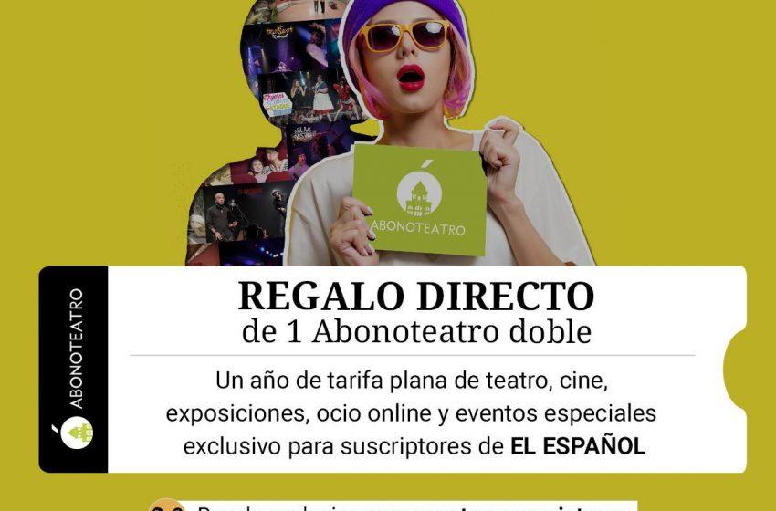 #ZonaÑ   ¡Especial suscriptores! Te regalamos un año de tarifa plana de cine y teatro para ti y tu acompañante con @abon…