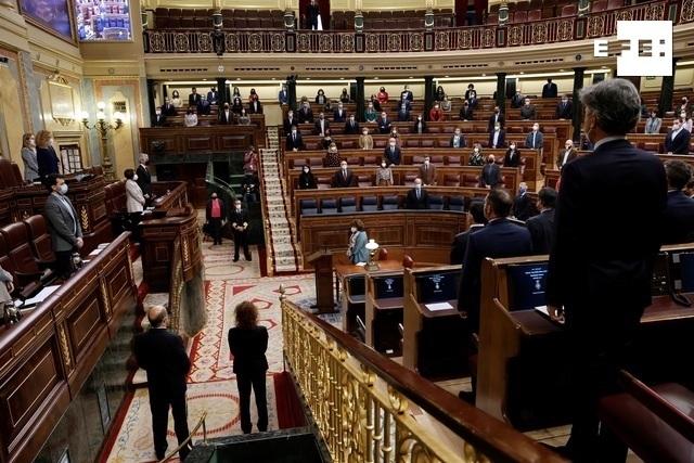 El Pleno del Congreso recuerda con silencio el dolor de las víctimas del #11M    …