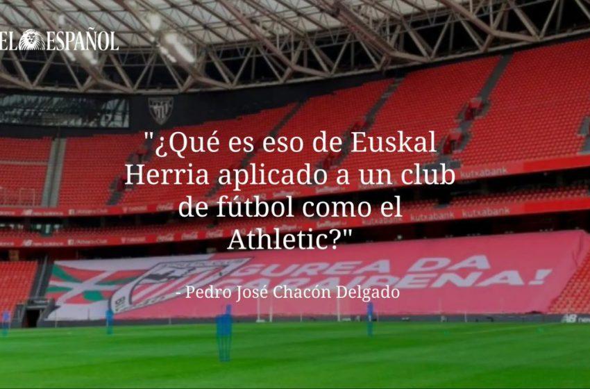 #LaTribuna | La filosofía del Athletic, por @ChaconPedroJose   …