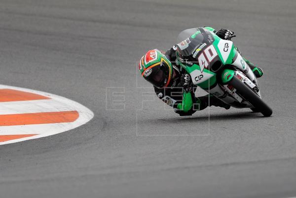 El surafricano Darryn Binder lidera el primer día.   #DohaGP #MotoGP   …