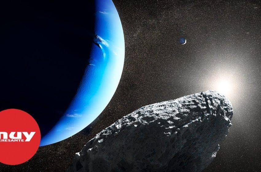 Hipocampo, la nueva luna de Neptuno