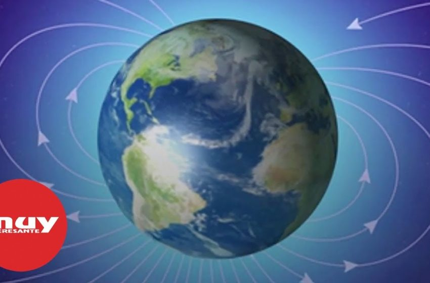 El campo magnético terrestre está cambia a toda velocidad