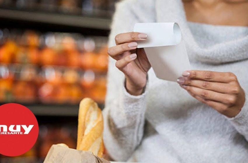 El 90% de los tickets de la compra contienen bisfenol A