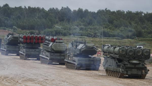 #ÚLTIMAHORA | Rusia despliega fuerzas militares para «ejercicios» en su flanco occidental.   …