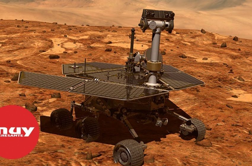 Adiós, Rover Opportunity