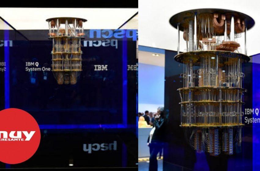 IBM Q System One, el primer ordenador cuántico comercial