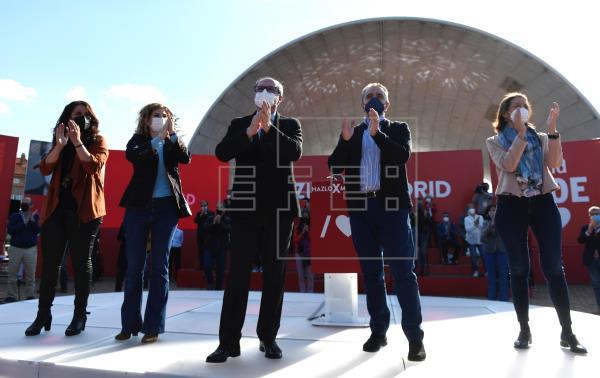 La campaña electoral madrileña comienza oficialmente este domingo, quince días antes de los comicios del 4 de mayo. #4M …